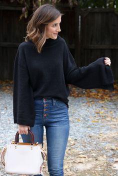 3 Sweaters Under $40 | Cobalt Chronicles | Washington DC Fashion Blogger