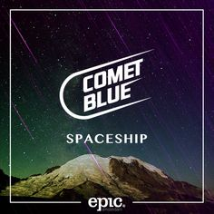 """""""Spaceship"""" by Comet Blue was added to my LA NOSCOPES playlist on Spotify"""