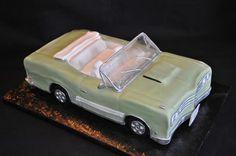 Cars cakes & More - Rocket cake, truck cake, RV cake, motorcycle cake, train cake, antique car cake. Cakes by Susan Cheyenne, Wyoming