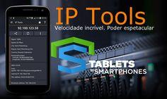 IP Tools Premium v7.0.4, Velocidade incrível. Poder espetacular na conexão de rede do seu aparelho!benefícios do aplicativo vão muito além de dar um ping