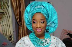 Lucky Couple Wins a Nigerian Dream Wedding - Munaluchi Bridal Magazine