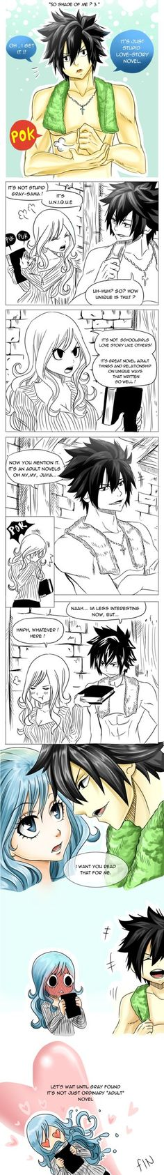 Wtf juvia and gray