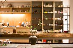 Taiwanese tea shop
