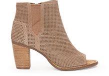 Stucco Suede Perforated Women's Majorca Peep Toe Booties