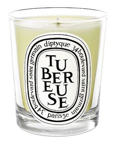 Diptyque Tuberose Scented Candle and more iconic beauty products every woman should own.