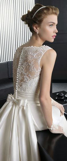 Two by Rosa Clara 2015 Bridal Collection.