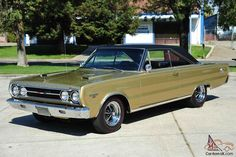 Frame Up Restored 1967 Plymouth Belvedere GTX 440 Mopar 3 Sp Automatic PS Plymouth Muscle Cars, Plymouth Belvedere, Plymouth Gtx, Dodge Trucks, Unique Cars, Road Runner, Gto, Mopar, Cool Cars