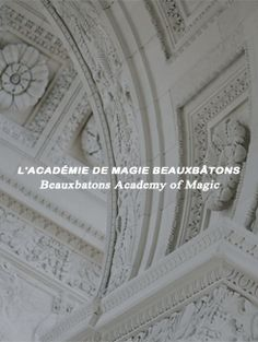 The Palace of Beauxbatons