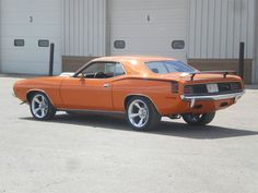 '70 Plymouth Baracuda 440 Hemi