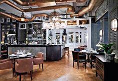 Incontro con l'interior designer Lazaro Rosa Violan. Nosh and Chow