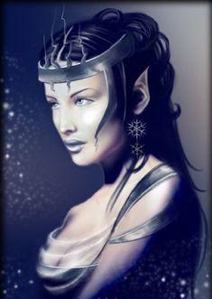 Morena (mitologia eslava) Morena (Morana, Marzanna, Mora) era uma deusa da magia, inverno e morte em mitos e lendas eslavas. Ela estava fria e bela, mulher talentosa. Ela virou seu futuro marido (filho de Deus Dazbog) em um boi para casar com ele.