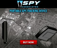 Portable GPS Tracking Device...Spy equipment and surveillance products are high in demand. At SpyAssociates we offer quality, state of the art, Hi-Tech Security and Surveillance equipment at discount prices selling to Law Enforcement, Private Investigators, Military, Corporations and Consumers. We offer innovative products like nanny cams, covert cameras, bug detectors, hidden cameras, spy cams, gps tracking, and wireless video cameras. SpyAssociates has been providing Security…