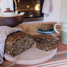 Banana Bread, Healthy Life, Recipes, Breads, Food, Style, Basket, Healthy Living, Bread Rolls