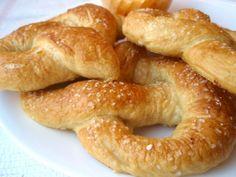 Soft pretzels... food storage style...