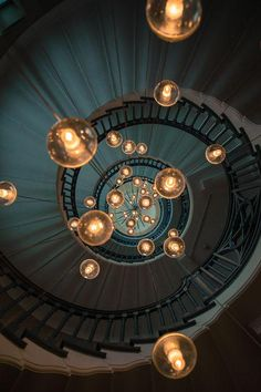 Be mesmerized by magical #lighting #interiors