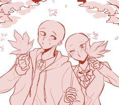Cute Couple Drawings, Cute Little Drawings, Art Drawings Sketches Simple, Drawings Of Couples, Couple Poses Drawing, Person Drawing, Drawing Base, Anime Female Base, Character Drawing
