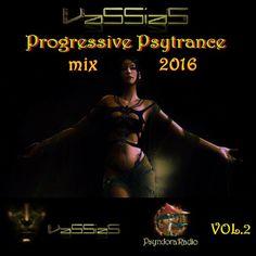 "Check out ""Progressive Psy-Trance - Mix 2016 - Vol.2"" by DJ Vassias on Mixcloud"