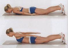 Nous vous présentons les meilleurs exercices pour faire fondre la graisse du dos.