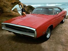 Dodge Charger R/T 500