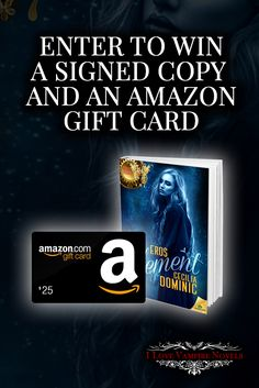 Win a $25 or $10 Amazon Gift Card & a Signed Copy #Giveaway from Author Cecilia Dominic http://ilovevampirenovels.com/giveaways/win-25-10-amazon-gift-card-author-cecilia-dominic01/?lucky=421648 via @LVVampireNovels