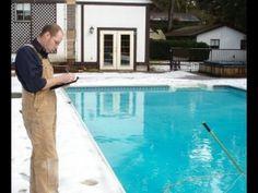 Do I need to brush my pool?