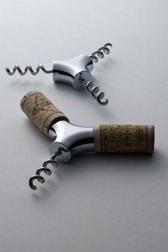 Corker - Cork screw by Sebastian Bergne