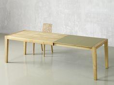 Tavolo allungabile MESA by sixay furniture design Szikszai László