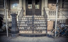 The Road to Nowhere - Stairs in New York City