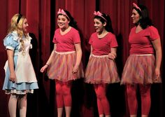 McGee Middle School production of Alice in Wonderland Jr. | Cheshire Cat