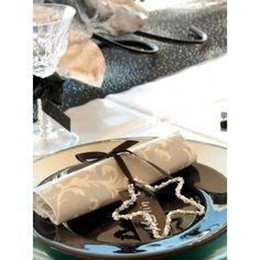 Etoile pailletée festive 8 cm Les 6 Deco Table, Decoration, Desserts, Birthday, Noel, Decor, Tailgate Desserts, Deserts, Postres