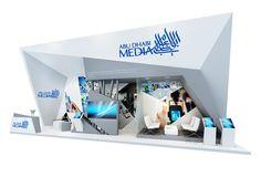 ABU DHABI MEDIA on Behance