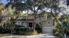 38 North Forest Beach, Hilton Head, SC 29928 - North Forest Beach is a piece of paradise on Hilton Head Island! Once you have stayed there, you will return to it time and again. This 4 bedroom and 4.5 bathroom single family home is located just steps to the beautiful beach...