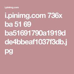 i.pinimg.com 736x ba 51 69 ba51691790a1919dde4bbeaf1037f3db.jpg