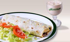 """¡Delicioso Burrito Mexicano! - """"Disfruta, come, bebe, que la vida es breve"""". Utiliza este refrán mexicano sin restricciones y date un auténtico homenaje comiendo un burrito mexicano en Mexican Food. Los mexicanos también dicen que """"quien comparte su comida no pasa solo la vida""""; por eso te ofrecen compartir este plan con quien tú quieras por este mes de Septiembre. http://www.grupones.com.bo/ofertas/delicioso-burrito-mexicano/"""