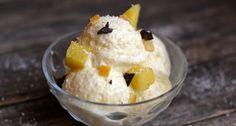 10 perces ananászfagylalt recept: A fagyasztási idő letelte után kb. 10 perc alatt elkészíthető ez a szuperfinom, és egészséges ananászfagylalt!