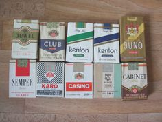DDR Zigaretten Konvolut ! Karo,Semper,Club,NVA,Konsum,Casino,Ostalgie,Zigarren !   eBay