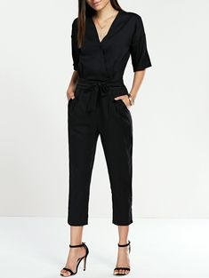 jumpsuits-for-women - Womens Fashion 1 Pretty Outfits, Cute Outfits, Josie Loves, Business Outfits Women, Jumpsuit Outfit, Halter Jumpsuit, Floral Jumpsuit, Pant Jumpsuit, Overall