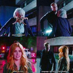 "#Shadowhunters 1x07 ""Major Arcana"""