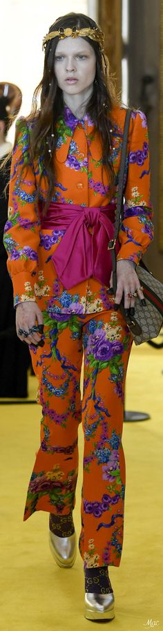 Resort 2018 Gucci