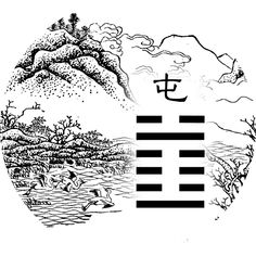 03. |¦¦¦|¦ - Sprouting (屯 zhūn)