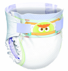 Velcro adult diapers baby cloth