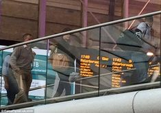 The couple, both 32, had travelled on the scheduled train from King¿s Lynn