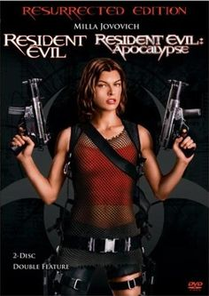 Sony Home Pictures Resident Evil/Resident Evil: Apocalypse