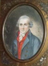 Comte Jules Armand François de Polignac, Marquis de Mancini, 1er. Duc de  Polignac, Pair de France (1745-1817).