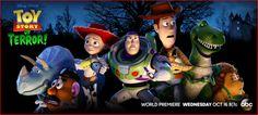 I am watching #Toy_Story_of_TERROR!  #Disney•Pixar #AnimationStudios #WorldPremiere #TV #Movie, #HalloweenSpecial on Wednesday, October 16, 2013 at 8 pm EST / 7 pm CST on #ABC #Disneymania #Pixar