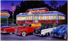 Red Arrow Diner fotografía