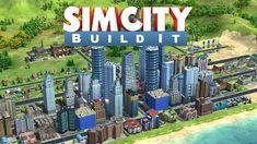 Sims City Build It Review. #SimCity #Review