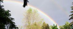 Wide Rainbow capture