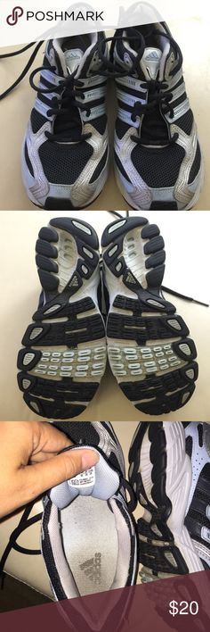 Adidas shoes Used still in a very good condition Shoes Athletic Shoes