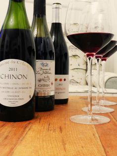 An easy introduction to Chinon wine - 3 Chirpy Chinons: The Cabernet Franc from Loire Valley   Vinspire
